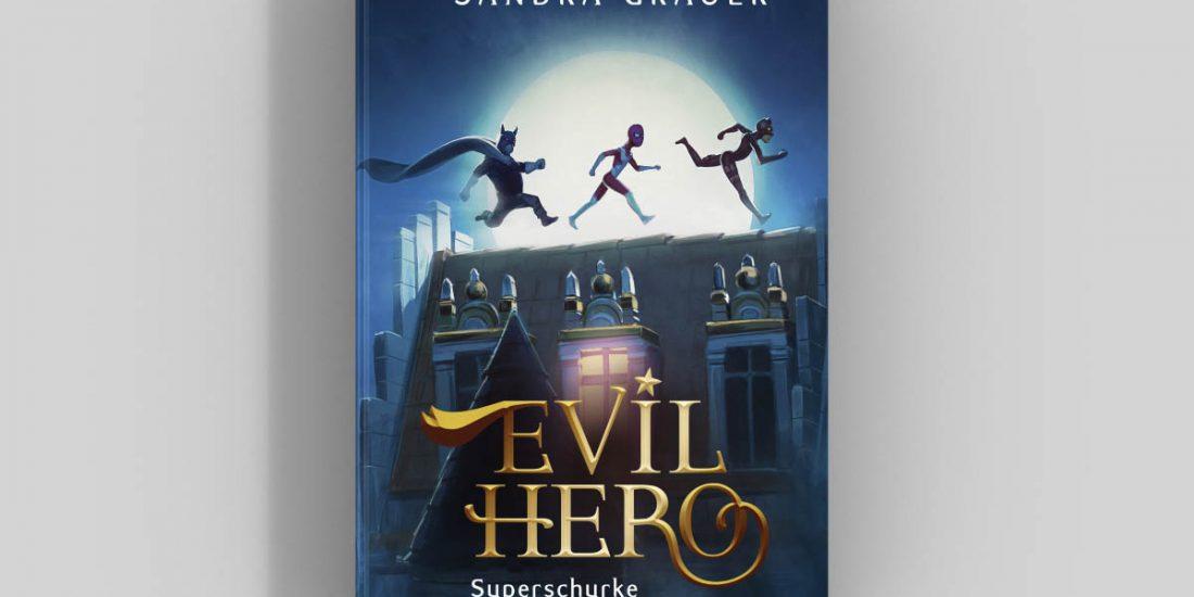 Sandra Grauer * Evil Hero * Planet!