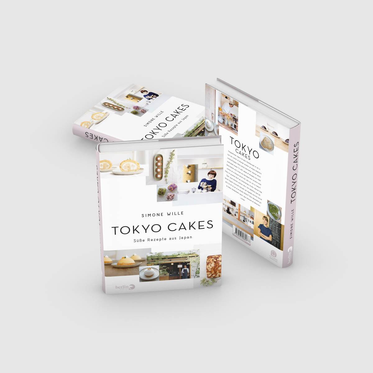 Simone Wille * Tokyo Cakes * Berlin Verlag